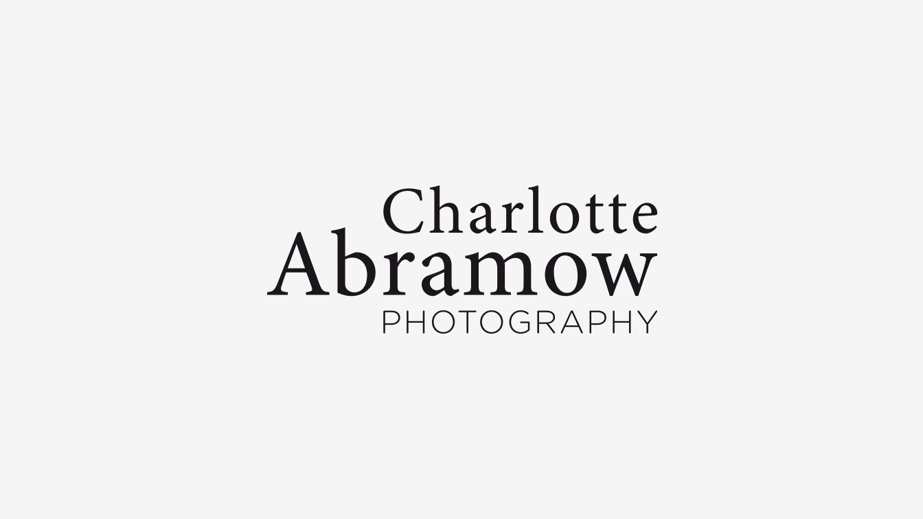 Charlotte Abramow - Logotype
